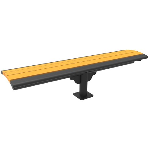 View Phoenix 6' Cantilever Bench