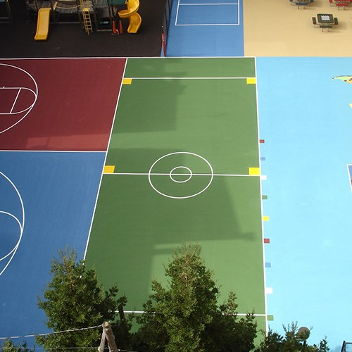 View Futsal Court