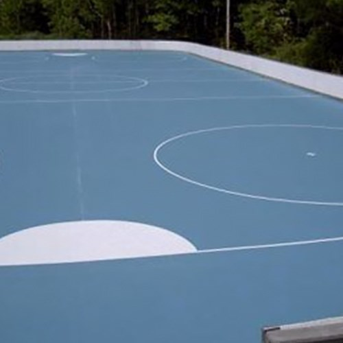 View Inline Roller Hockey Rink