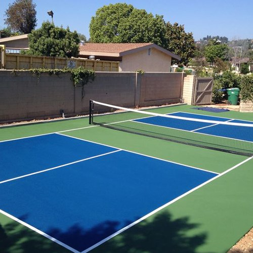 View Pickleball Court