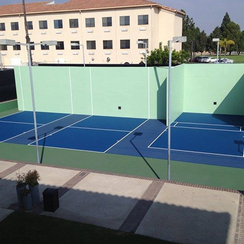 View Team Handball Court