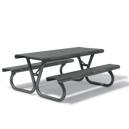 View Portage 6' picnic table
