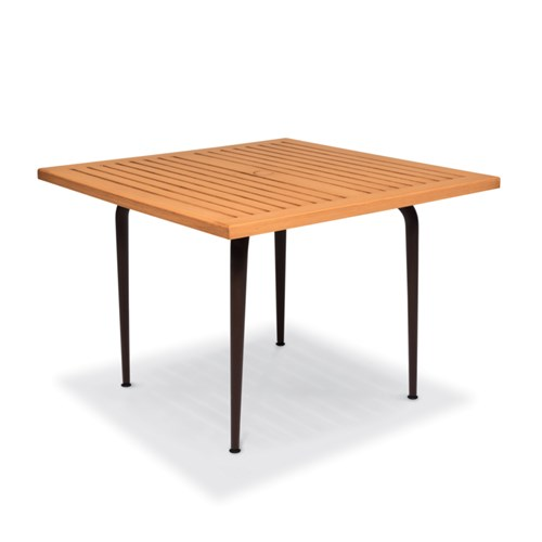 "View Carlisle 42"" square table"