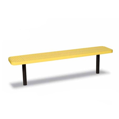 "View Signature 8'  - 15"" wide bench without back"