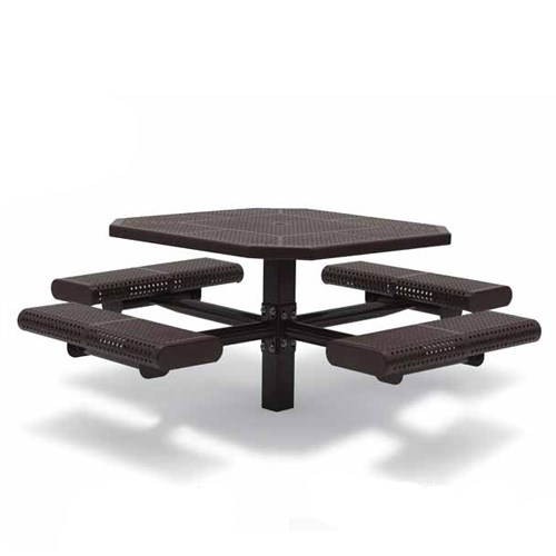 "View Prestige 46"" octagon table - 4 seats"