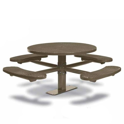 "View Signature 46"" round table - 4 seats"
