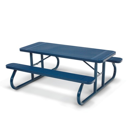 "View Signature picnic table - 2 3/8"" OD legs"
