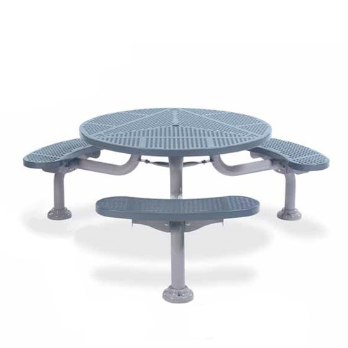 View Spyder round table - 3 legs