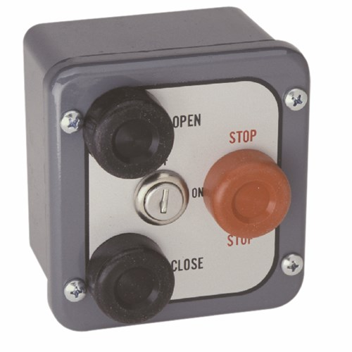 View CI-3B Series: Exterior Use Control Stations
