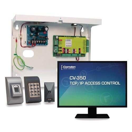 View CV-350: TCP/IP Access Control System