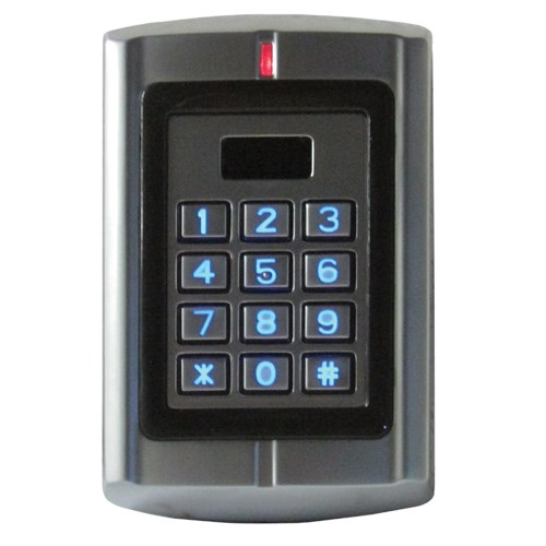 View CV-550SPK: Stand-Alone Proximity Reader and Keypad