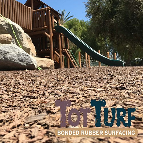 View Tot Turf Bonded Rubber