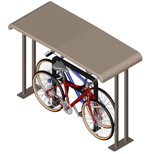 View Pocket Bike Shelter