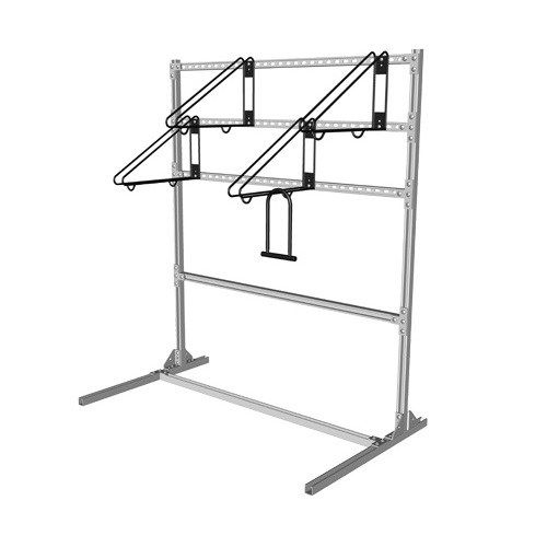 View Vertical Bike Racks - WallRack™ Stand