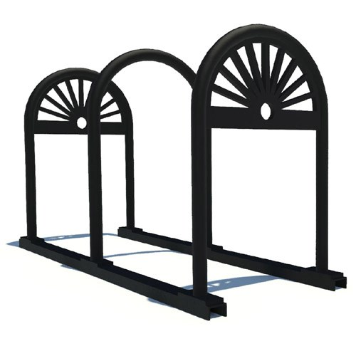 View Rail-Mount Bike Rack