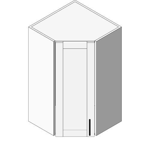 View Cabinet Revit Object: DCW 1 Full Height Door