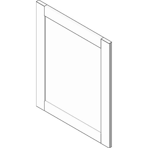View Cabinet Revit Object: PPS Panel