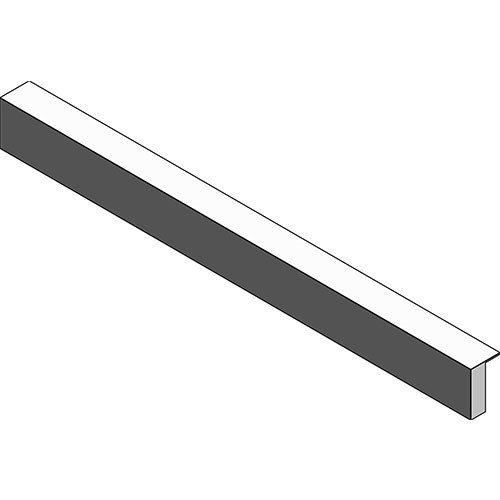 View Cabinet Revit Object: OFTS Fridge Top Spacer
