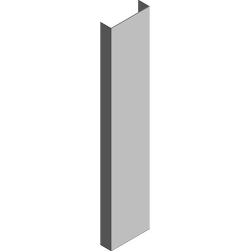 View Cabinet Revit Object: ORPF XX Filler to Connect ORP to OBX