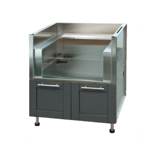 View Power Burner Cabinets
