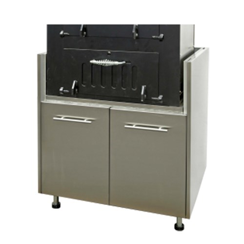View Pizza Oven Cabinets