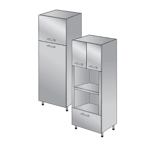 View Oven Cabinets