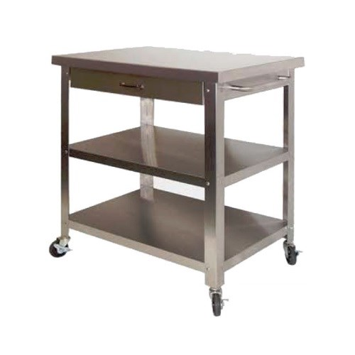 View Mobile Kitchen Cart