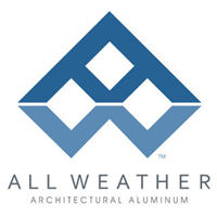 All Weather Architectural Aluminum product library including CAD Drawings, SPECS, BIM, 3D Models, brochures, etc.