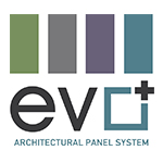 EVO™ RIVETLESS™ by Carter Architectural Panels Inc. product library including CAD Drawings, SPECS, BIM, 3D Models, brochures, etc.