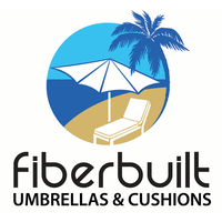 FiberBuilt Umbrellas & Cushions product library including CAD Drawings, SPECS, BIM, 3D Models, brochures, etc.