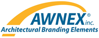 AWNEX Inc. product library including CAD Drawings, SPECS, BIM, 3D Models, brochures, etc.