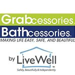 Grabcessories By LiveWell Home Safety product library including CAD Drawings, SPECS, BIM, 3D Models, brochures, etc.