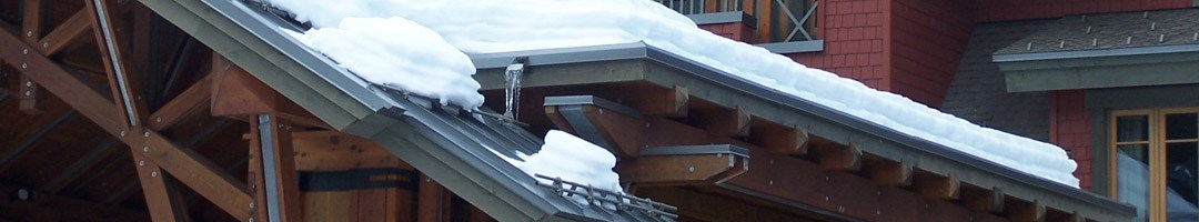 TRA Snow and Sun - Snow Retention & Roof Accessories