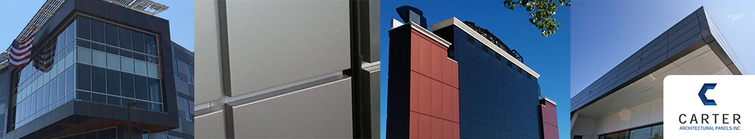 EVO™ RIVETLESS™ by Carter Architectural Panels Inc.